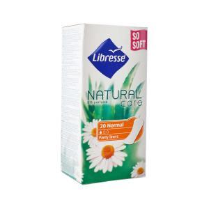 Libresse Natural care Normal 20/1