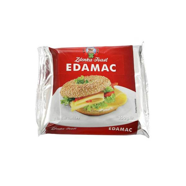 Sir Toast Edamac 150g, Zdenka