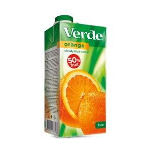 Sok Verde naranča 1L