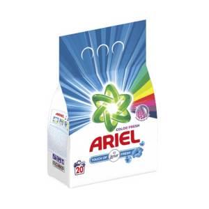 Ariel Color Fresh Lenor det. za pranje rublja 1,5kg