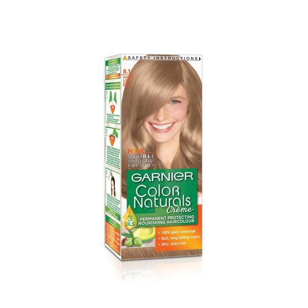 Boja za kosu Garnier C.N. 8,1 pepeljasto svijetlo plava