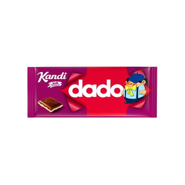 Kandi mliječna čokolada Dado 90g, Kandit