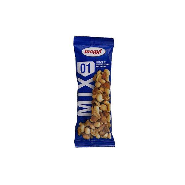 Mix 01 prženi kikiriki i grožđice 100g, Mogyi