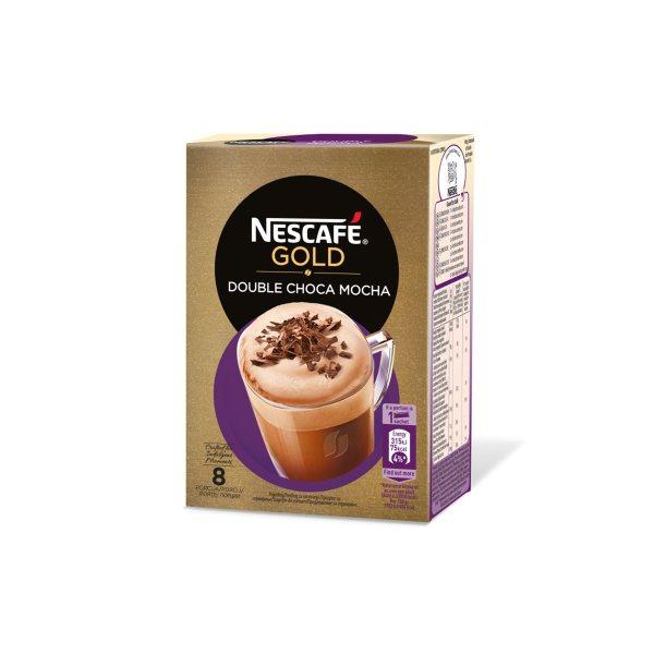 Nescafé Gold Double Choca Mocha 148g