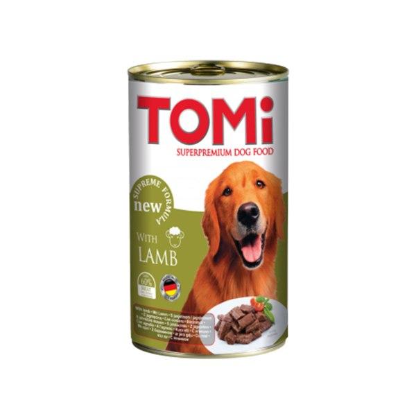 Tomi hrana za pse, janjetina u umaku 1200g