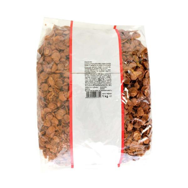 Corn flakes s okusom čokolade 1kg