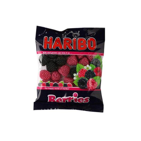 Haribo žele bomboni bobice 100g