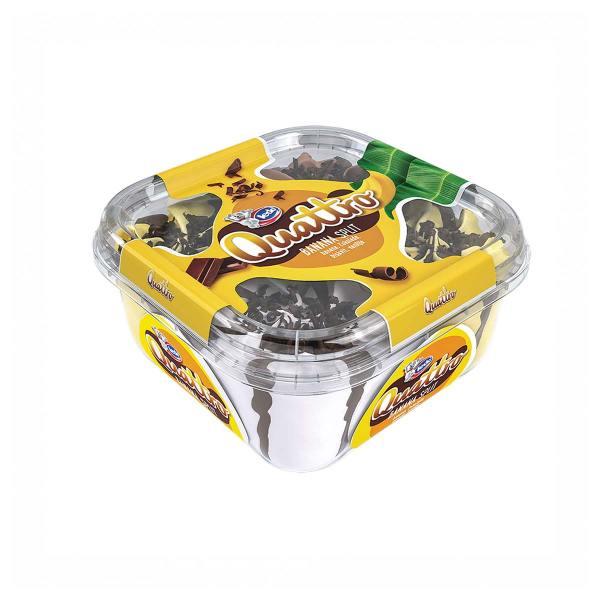 Sladoled mini Quattro Banana Split 900 mL, Ledo