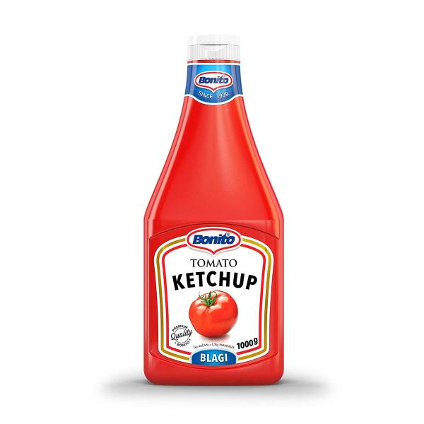 Ketchup blagi Bonito 1000g