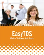 Buy Easy Tds e-TDS Returns Software for F.Y. 2018-19 at 20% Discount