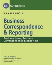 Business Correspondence & Reporting BY C.B Gupta