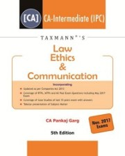 Law Ethics & Communication by Pankaj Garg