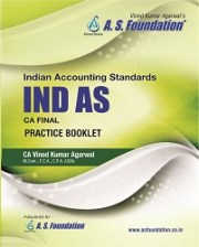 CA FINAL IND AS PRACTICE BOOKLET