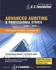 CA FINAL ADVANCED AUDITING & PROFESSIONAL ETHICS (NEW SYLLABUS)BOOK