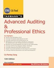 CA Final Old Syllabus Advanced Auditing & Professional Ethics by Pankaj Garg