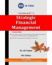 CA Final Old Syllabus Strategic Financial Management by Dr. JB Gupta