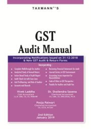 GST Audit Manual