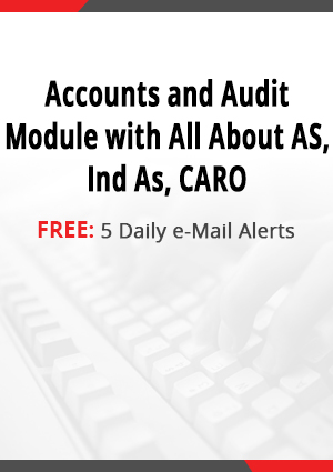 Accounts and Audit Module