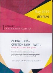 CA FINAL LAW – QUESTION BANK – PART 1