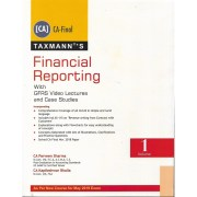 CA FINAL TAXMANN CA-FINAL, FINANCIAL REPORTING BY CA PARVEEN SHARMA & CA KAPILESHWAR BHALLA (NEW SYLLABUS)