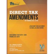 CA-FINAL DIRECT TAX AMENDMENTS BY CA VINOD GUPTA (OLD & NEW SYLLABUS)