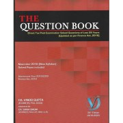 VG THE QUESTION BANK BY CA VINOD GUPTA