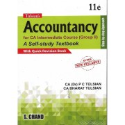 ACCOUNTANCY STEP-BY-STEP APPROACH (GROUP-2) BY CA(DR) P C TULSIAN & CA BHARAT TULSIAN AS PER NEW SYLLABUS