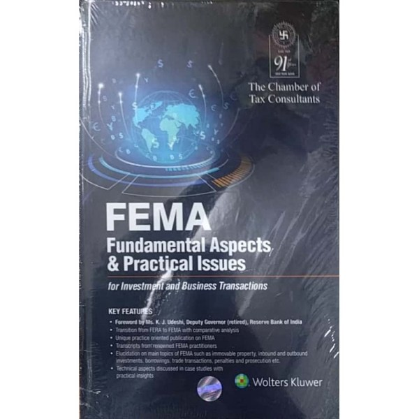 FEMA FUNDAMENTAL ASPECTS & PRACTICAL ISSUES FOR INVESTMENT AND BUSINESS TRANSACTIONS