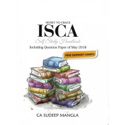 MMD CA-FINAL ISCA INCLUDING Q/P OF MAY 2018 BY SUDEEP MANGLA