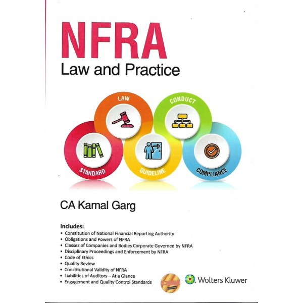 NFRA LAW AND PRACTICE BY CA KAMAL GARG