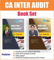 CA INTER AUDIT BOOK SET BY CA KAPIL GOYAL