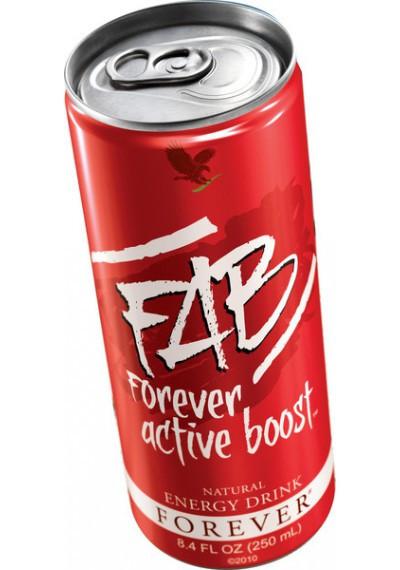 Энергетический напиток ФАБ