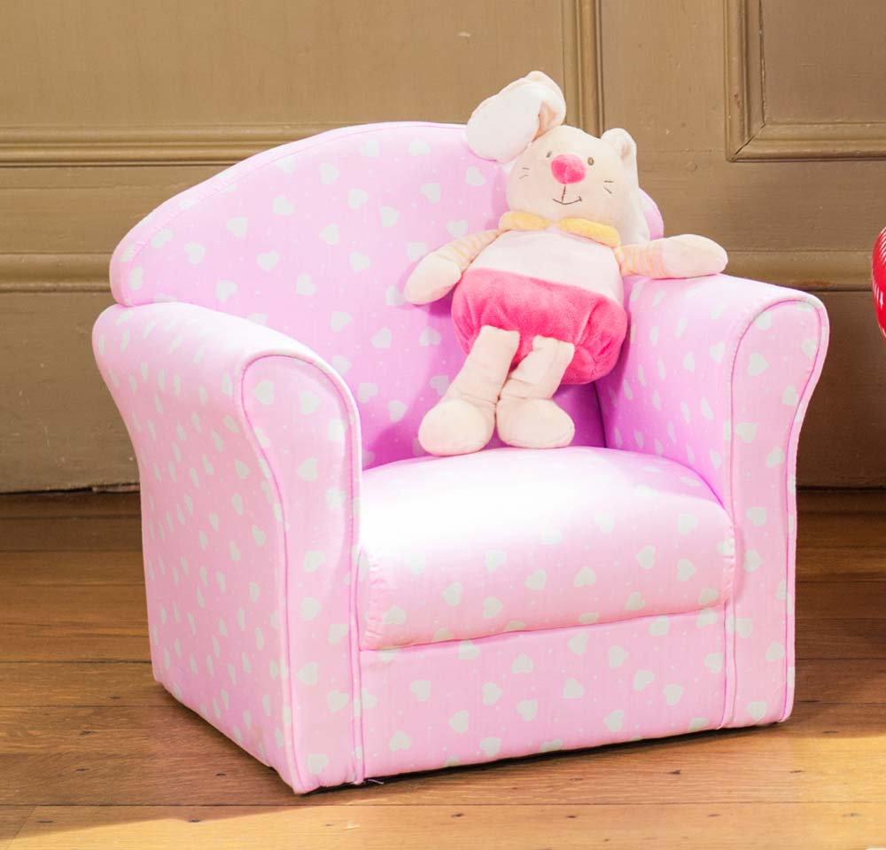 comfy chairs for toddlers similar to poang brand new kids fabric armchair sofa seat stool childrens tub chair | ebay
