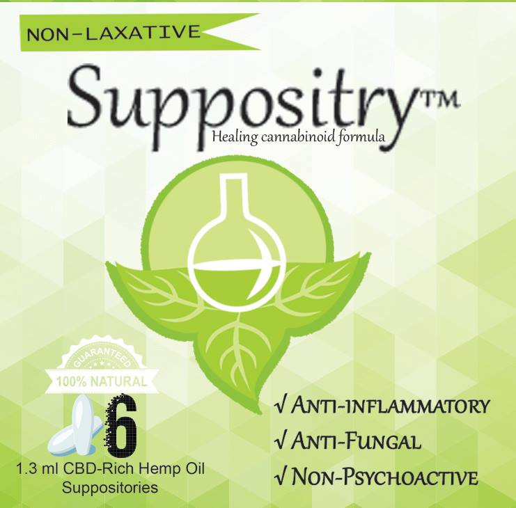 Suppositry™ Suppositories