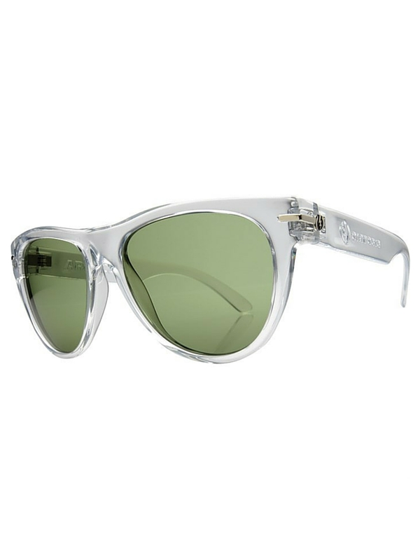 Electric Arcolux Sunglasses - Titanium- Bottle Green