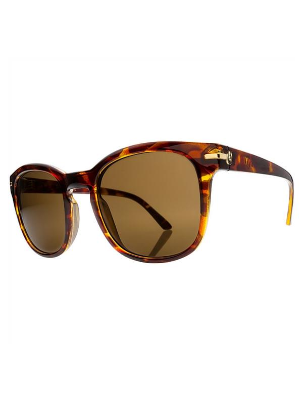 Electric Rip Rock Sunglasses Tortoise Shell- Melanin Bronze