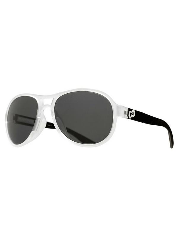 Native Eyewear Chilkat Polarized Sunglasses - Crystal Frost- Gray