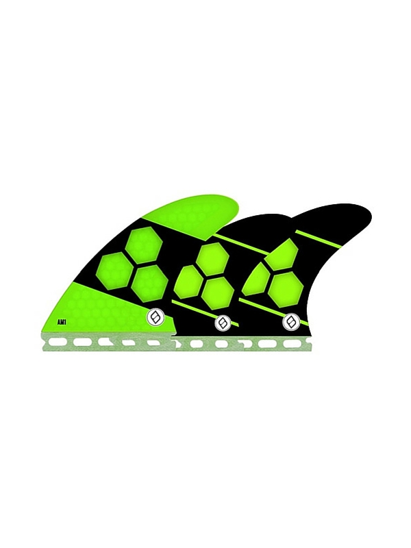 SHAPERS FINS FUTURE CORE LITE AM1 5 FIN SET