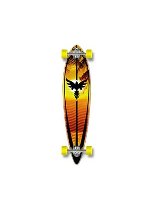 SK-PUNKED PINTAIL SUNSET 40-