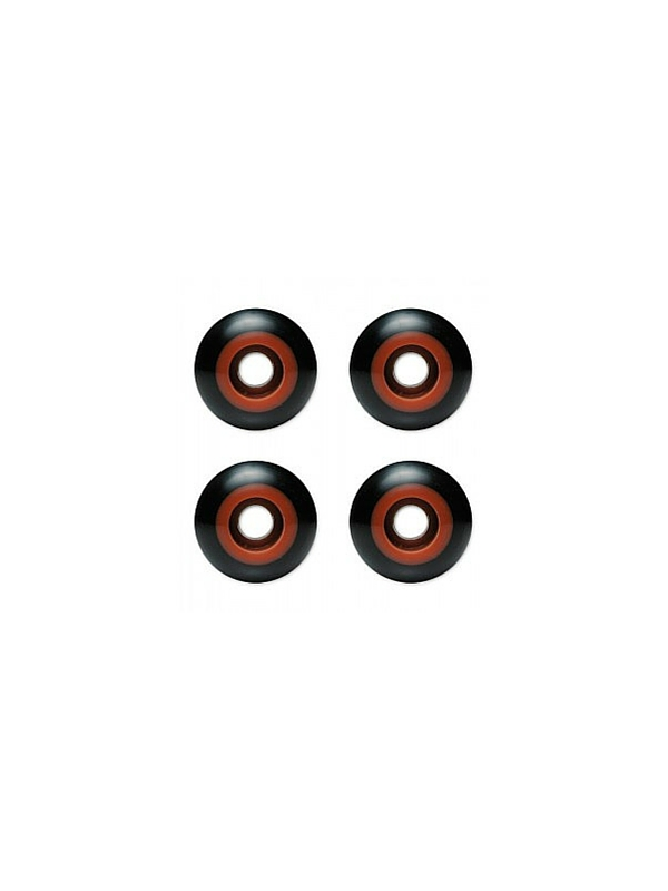 STEADFAST TWO TONE BLACK-BROWN WHEELS 53MM