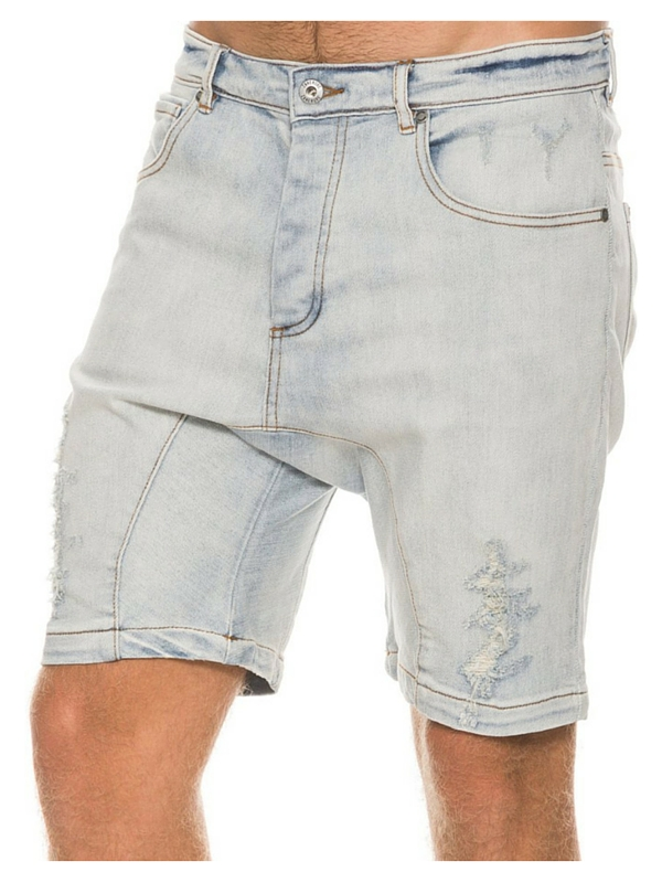 ZANEROBE SLINGSHOT DENIM SHORT (3)