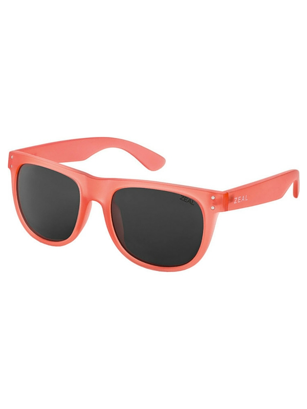 Zeal AcePolarized RX Ready Sunglasses - Crushed Coral