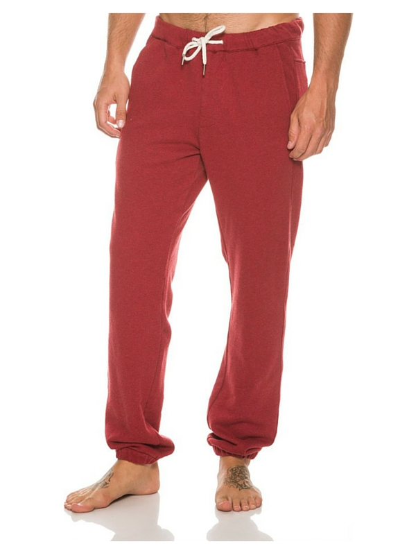 RHYTHM MY TRACK PANT - RED