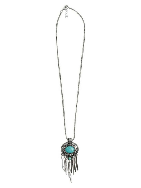 SIMPLY NOVA SAINT MARTIN STATEMENT NECKLACE