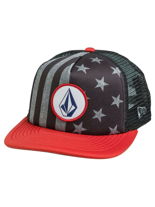 VOLCOM BAR STAR CHEESE HAT