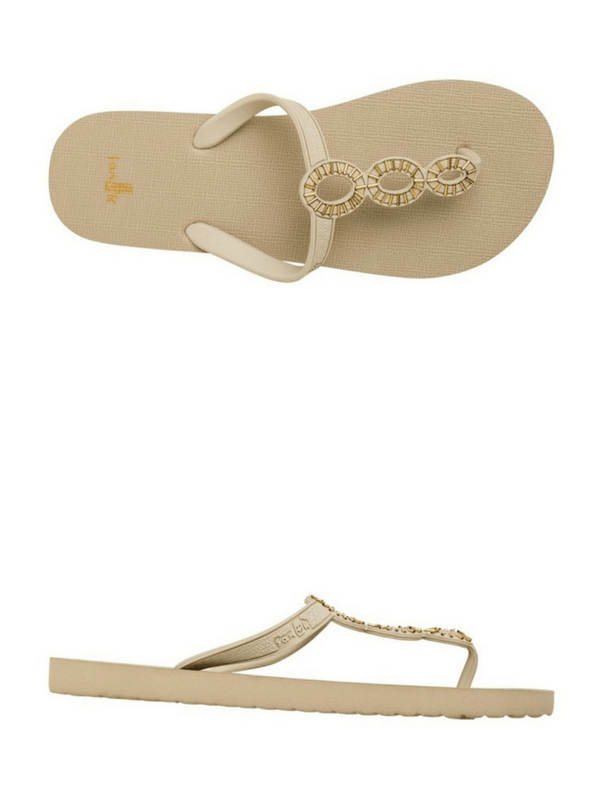 SANUK ELLIPSIS TRIPLE RING SANDAL