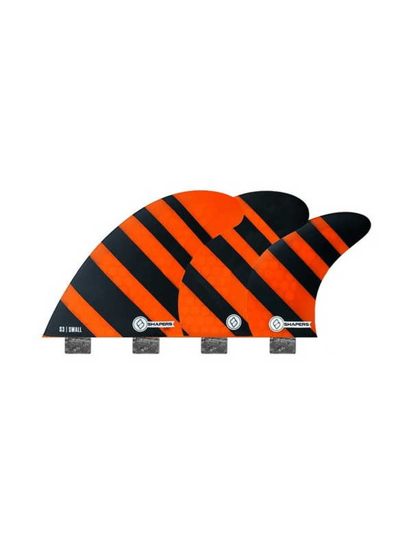 shapers-fins-fcs-core-lite-s3-5-fin-set-small-orange-zebra