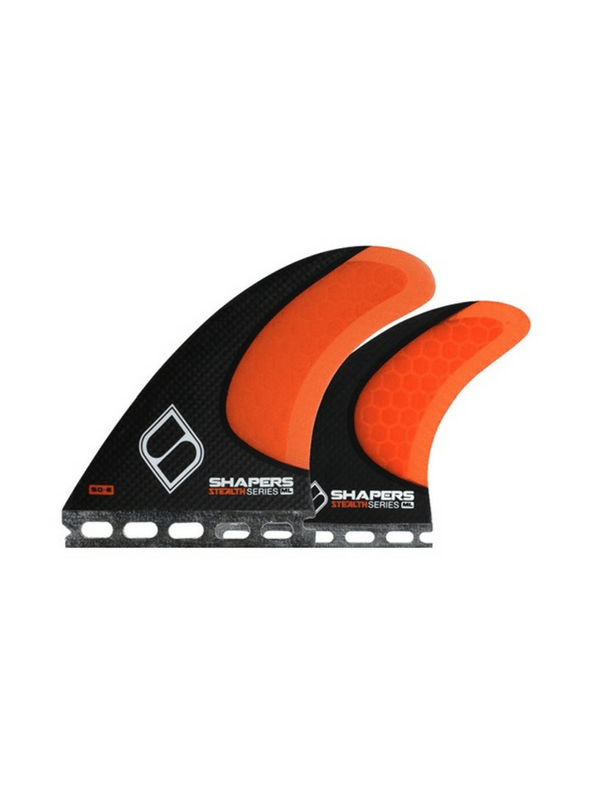 shapers-fins-future-carbon-stealth-sq6-quad-fin-medium-large-orange-black