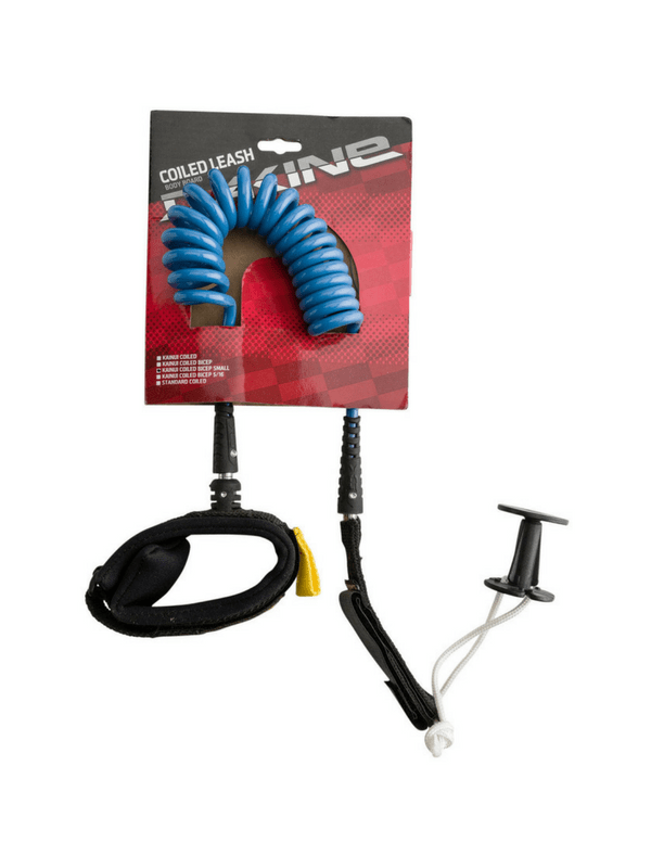 dakine-kainui-coiled-bicep-leash-blue