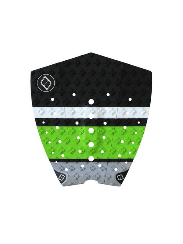 shapers-fusion-groove-3-piece-tailpad-black%2f-white%2f-green%2f-grey